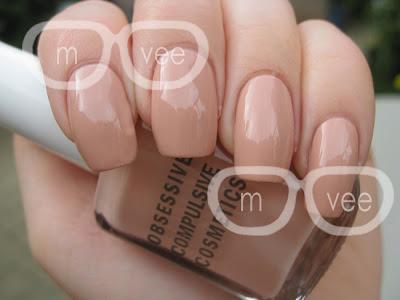 Obessive Compulsive Cosmetics Hush