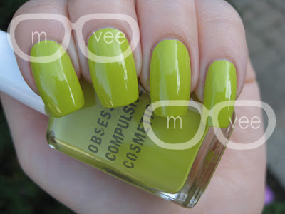 occ wasabi swatch