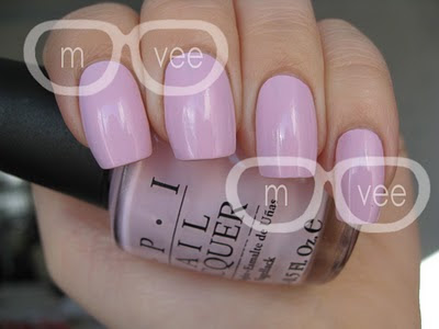 OPI mod about you swatch and review