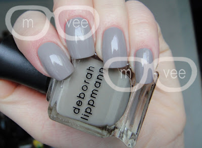 Deborah Lippmann Waking Up in Vegas Swatch