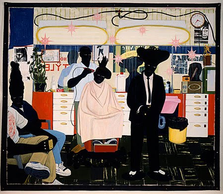 Kerry james Marshall - My Top Ten Black Contemporary Artists