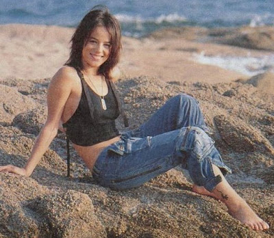 alizee now and then - photo #17