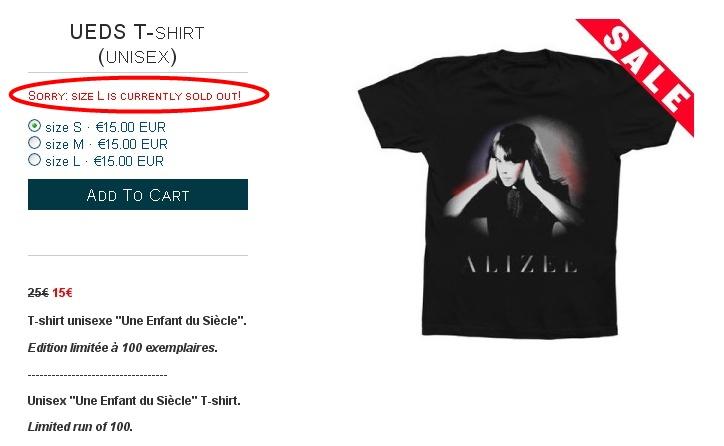 Alizee Store image