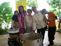 KENANGAN BERSAMA  CHEF ISMAIL