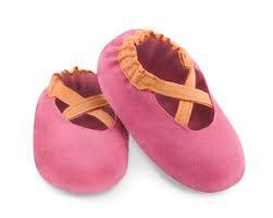 el zapato del bebe