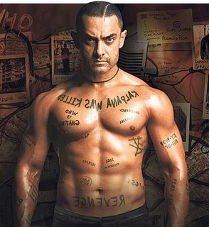 amir khan in ghajini wallpaper bollywood star amir khan picture