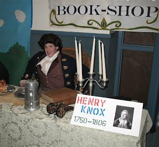 henry knox bookstore