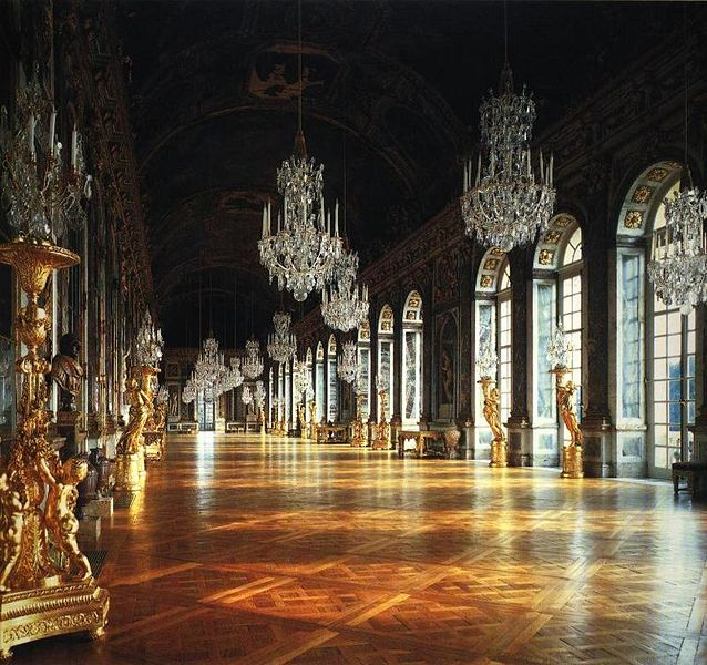 World History The Palace Of Versailles France