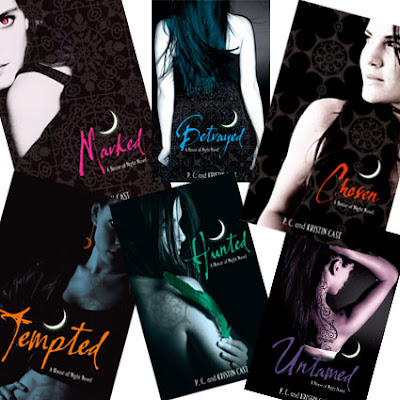 house of night series pictures. House of Night is a series of