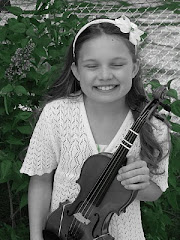 my violin girl