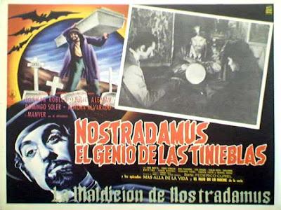 Destroy All Monstruos: Mexican Wrestling & Horror: Nostradamus El