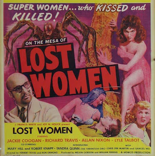 Schlock Treatment Archive: Mesa Of Lost Women (1953)
