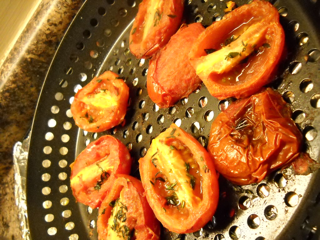 Eggplant To Go: Roasted/Grilled Veggies, Bacon-Braised ...