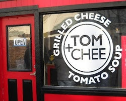 I Heart Tom + Chee