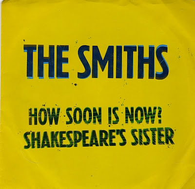 the post punk progressive pop party the smiths how soon. Black Bedroom Furniture Sets. Home Design Ideas