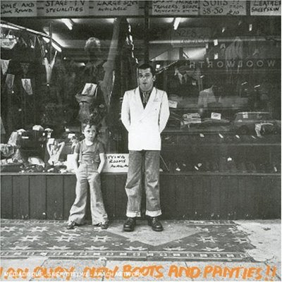 Ian Dury et ses Blockheads Boots