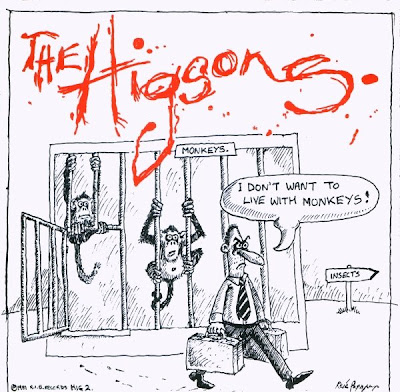 Higsons, The - The Curse Of The Higsons