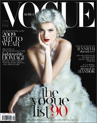agyness deyn hair. Agyness Deyn - Korean Vogue