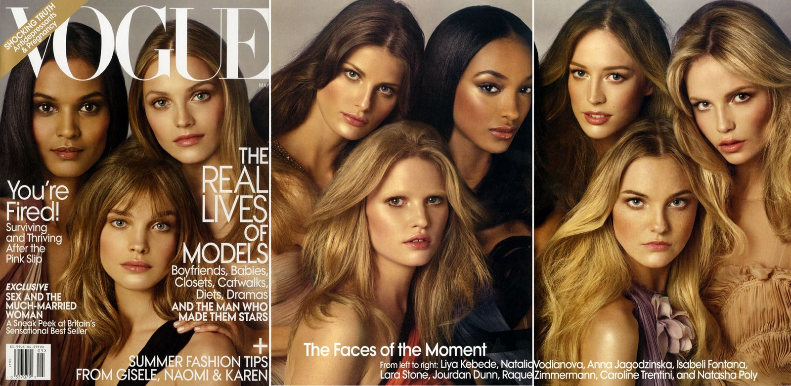 [May+2009+American+Vogue+cover+photo+Steven+Meisel+Isabeli+Fontana+Natasha+Poly+Jourdan+Dunn+Women+Management+New+York+Blog]
