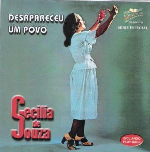 Cec�lia de Souza - Desapareceu Um Povo - Playback