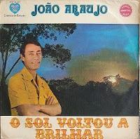 João Araújo - O sol voltou a brilhar