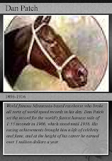 Dan Patch Trading Card