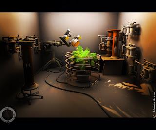 plant essences laboratory life mechanism