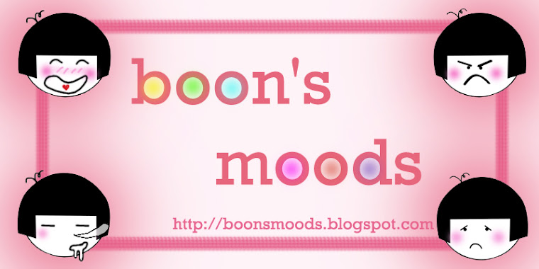 boon's moods