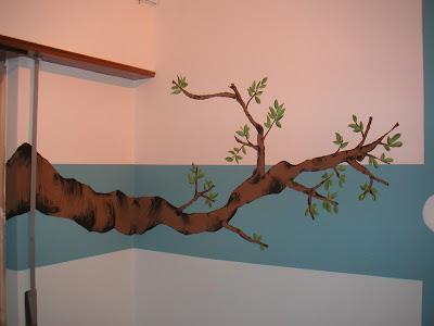 4udecor design de interiores pintura decorativa for Pintura decorativa efeito 3d