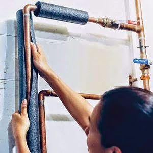 Preventing a Water Freeze in Your Pipes