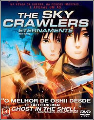 The Sky Crawlers: Eternamente   DVDRip AVI Dual Audio