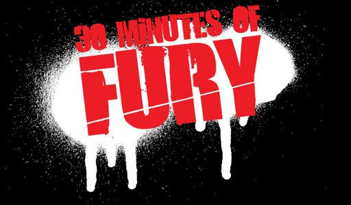 Mike Laidman's 30 Minutes of Fury