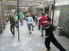 Euskaldunak Txinan. Shanghain.