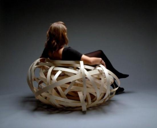 The Nest Chair By Nina Bruun