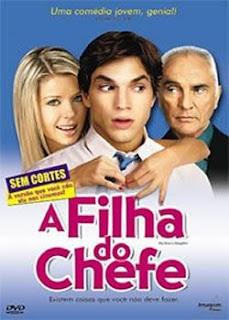 Filme Poster  A Filha do Chefe DVDRip XviD & RMVB Dublado-TELONA