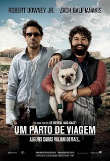 Filme Poster Um Parto de Viagem TS XviD Daul Audio & RMVB Dublado