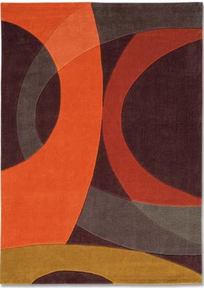 Dak dise o de interiores alfombras contemporaneas hechas a mano - Alfombras contemporaneas ...