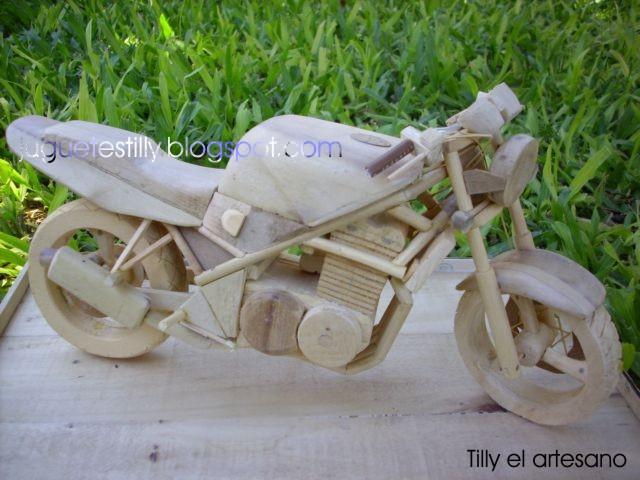 Bandit 400 ¡¡de madera!! Bandit400