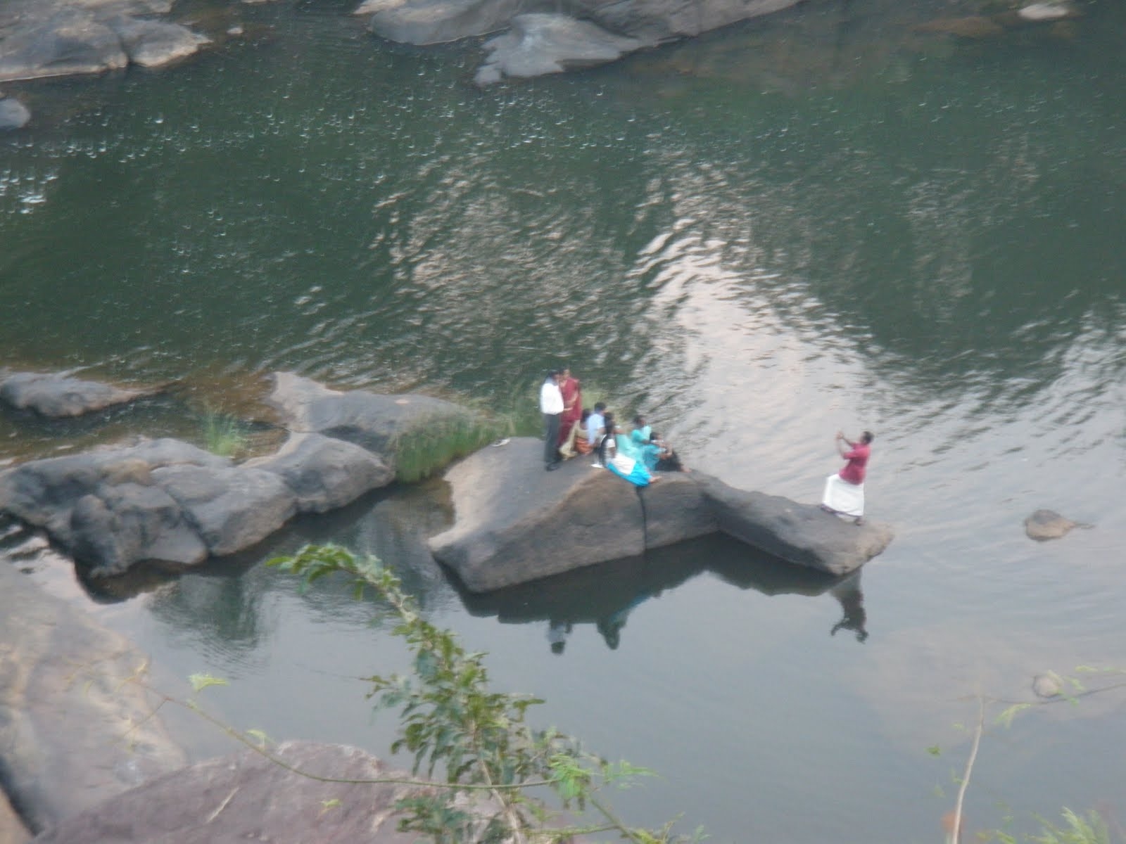 Perumthenauruvi Waterfalls
