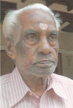 1st Generation Centinarian K.S.Ayyappan Pillai