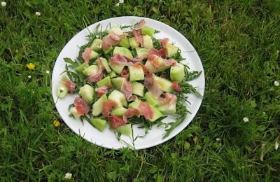 Rezept Schinken und Melone - Prosciutto e Melone