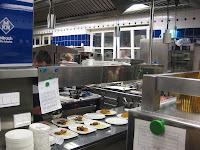 Lafers Stromburg: Küche