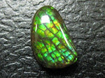 GEMSTONES NATURAL AMMOLITE 5.5 CARAT (SOLD)
