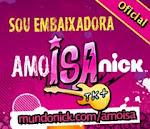 Embaixadora Oficial da Nick