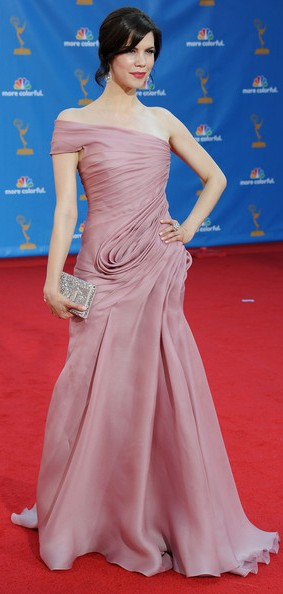 The Captivating 61st Annual Primetime Emmy Awards Arrivals Photo