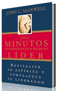 Los 21 minutos más productivos en el dia de un lider