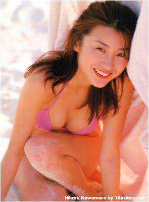 Hikaru Kawamura Sensual Ladies