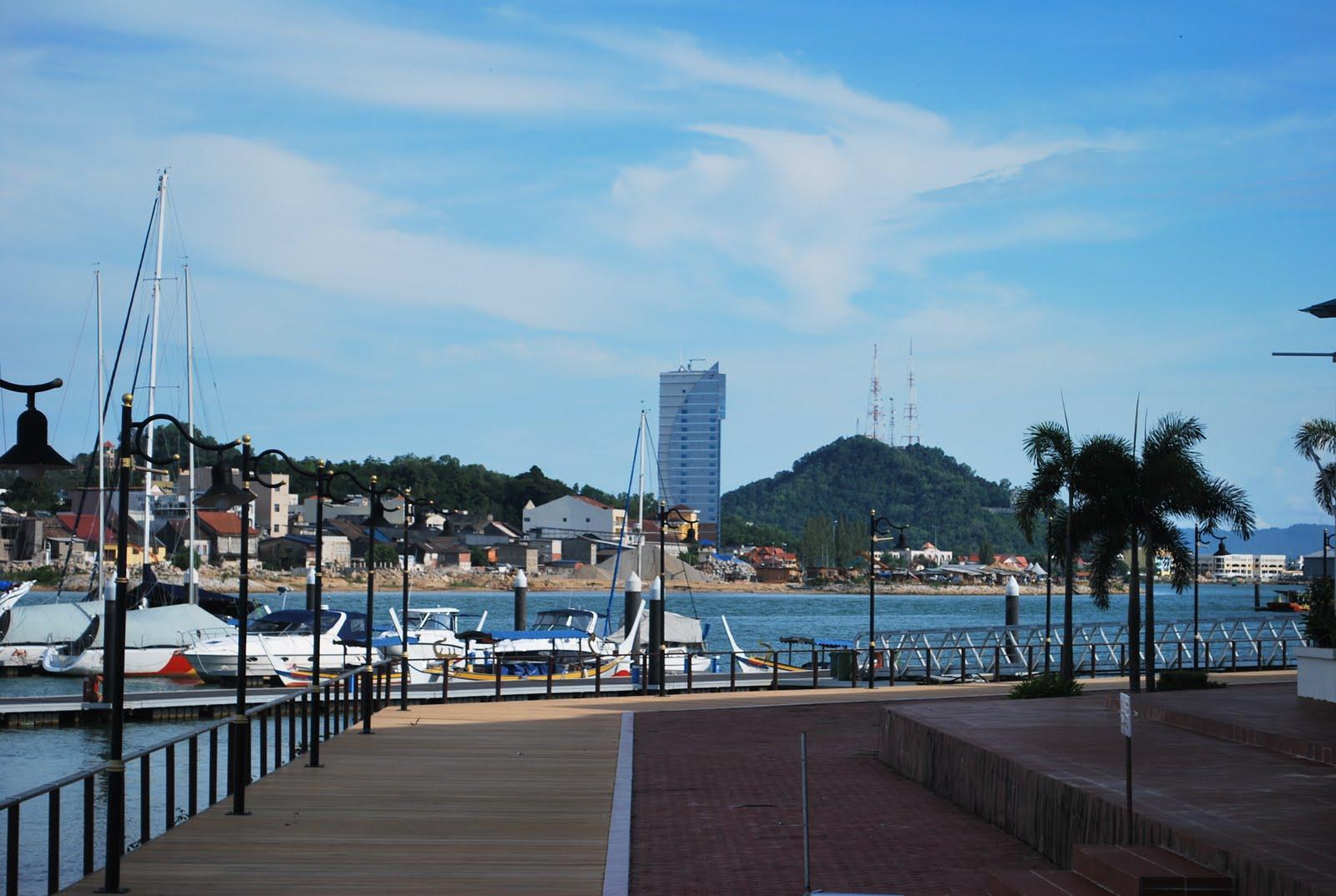 Kuala Terengganu Malaysia  City new picture : Terengganu's Touristic Appeal: Kuala Terengganu Waterfront, Malaysia