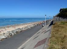 Coutainville La plage