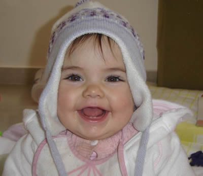 Angelitos - Bebe de 9 meses ...